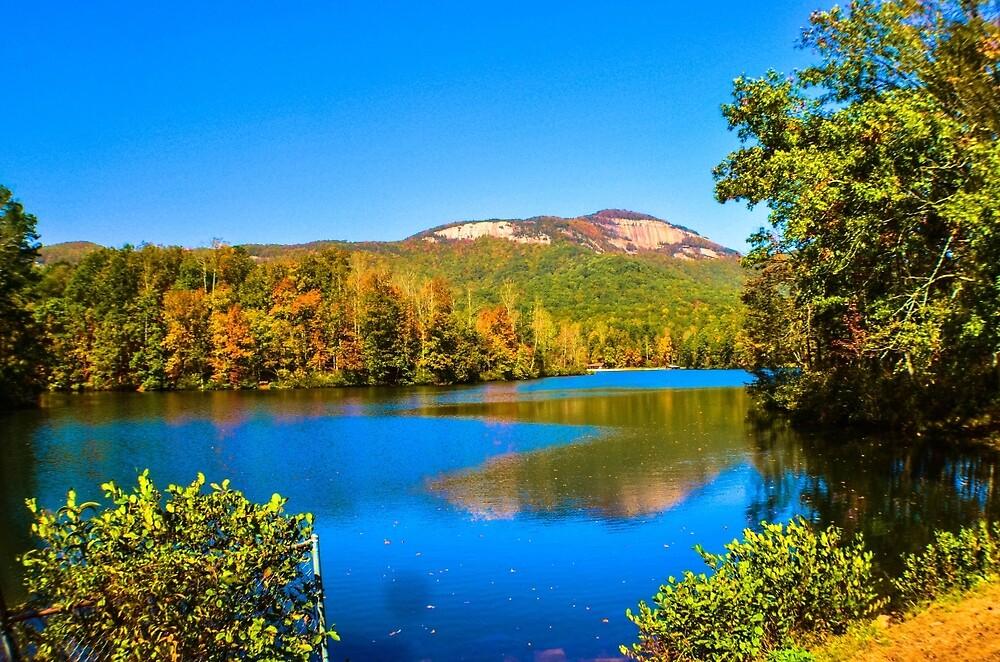 TABLEROCK MOUNTAIN by BESTINART
