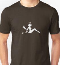 Seamonkey Mudflap (White) Unisex T-Shirt