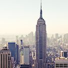 New York City, Empire State Building   iPhone/iPod von thomasrichter