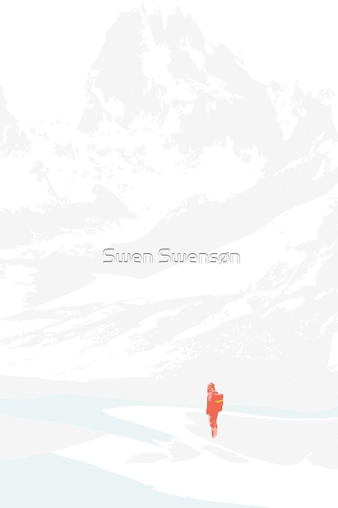 UDENDØRS No.01 by Swen Swensøn