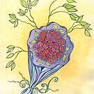 flowers for you by jenbaglin