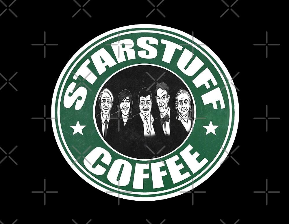 Starstuff Coffee by kurticide