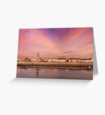 Tranquillity at Herne Bay Greeting Card