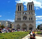 Notre Dame by Imagery