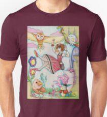 Falling into Fantasy T-Shirt