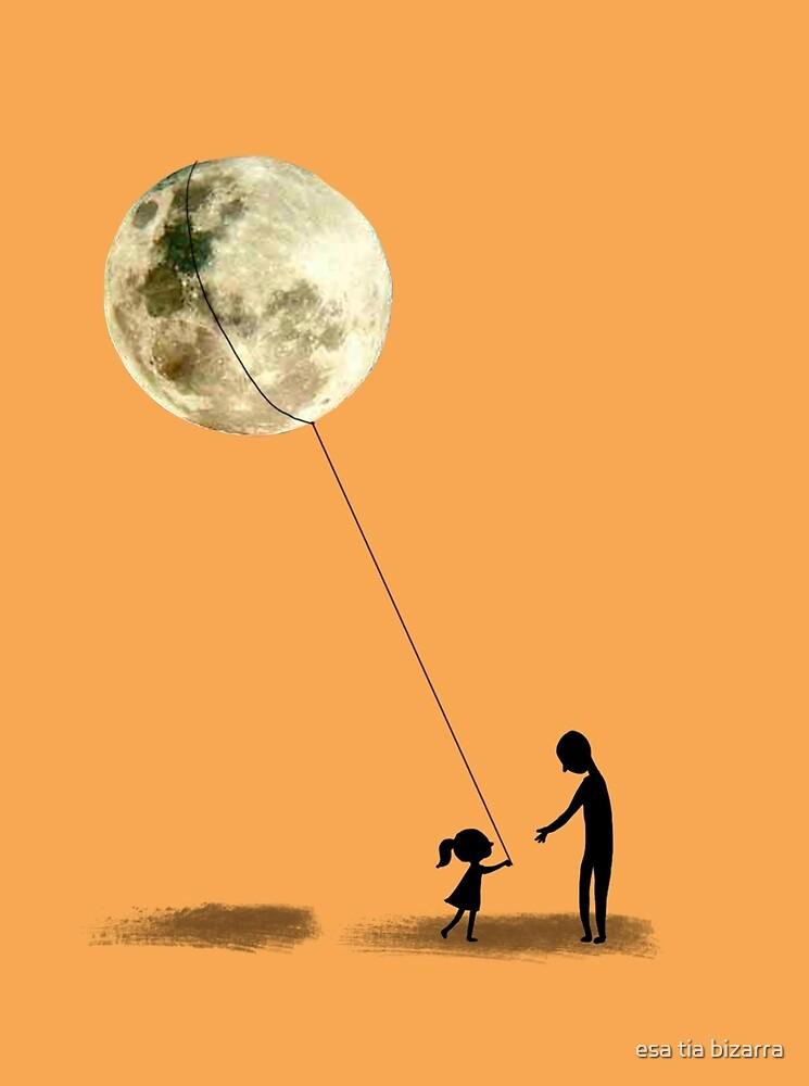 moon notebook by esa tia bizarra