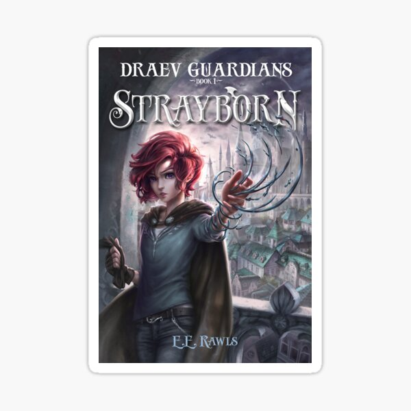 Draev Guardians art Sticker