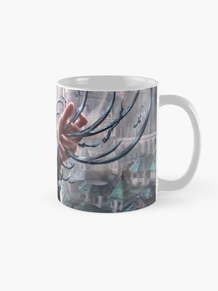 Alternate view of Draev Guardians art Mug