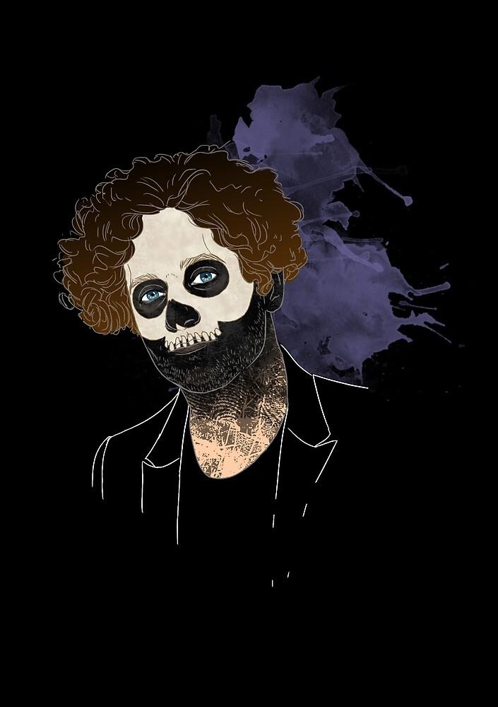 Joe - Halloween exclusive  by spencejsmith