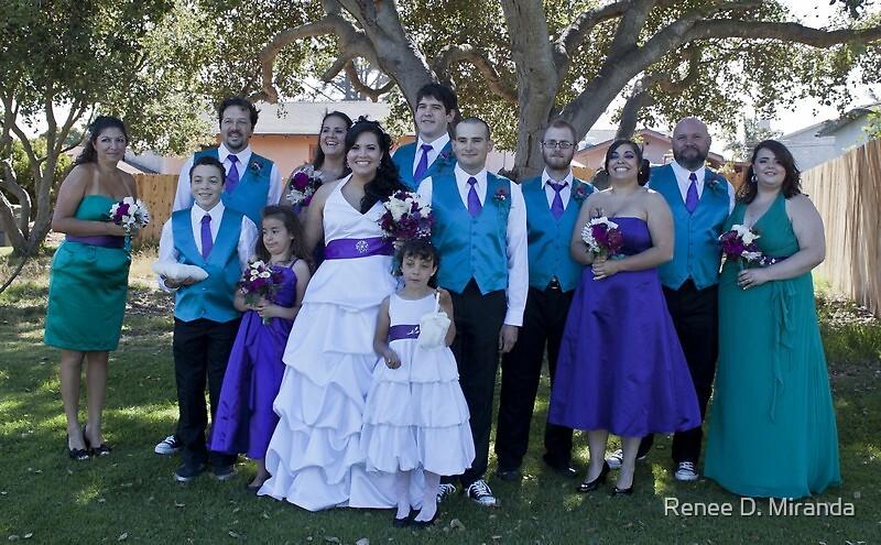 The Wedding Party by Renee D. Miranda