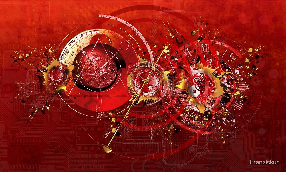 Digital Time Shift by Franziskus