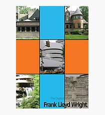 Frank L. Wright Cover (Mock) Photographic Print