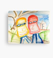 Do you remember Canvas Print