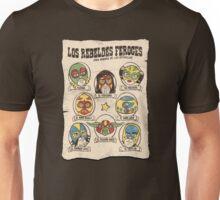 Los Rebeldes Feroces Unisex T-Shirt