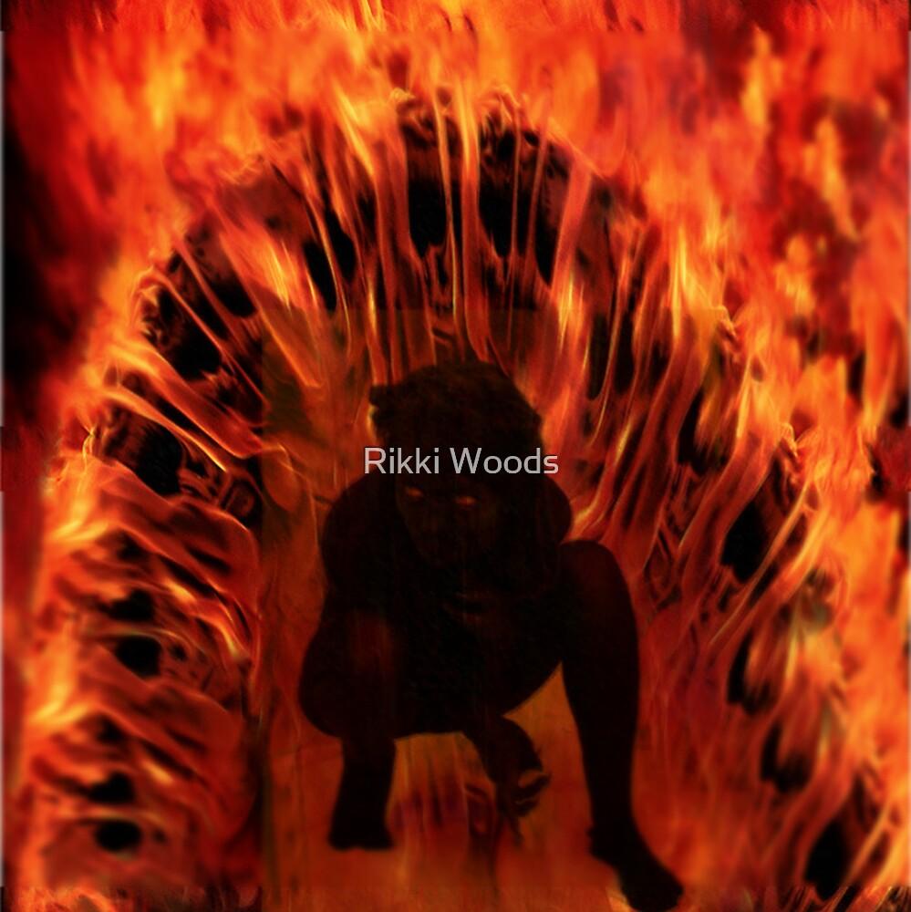 Rebirth - Waking the Demon  by Rikki Woods