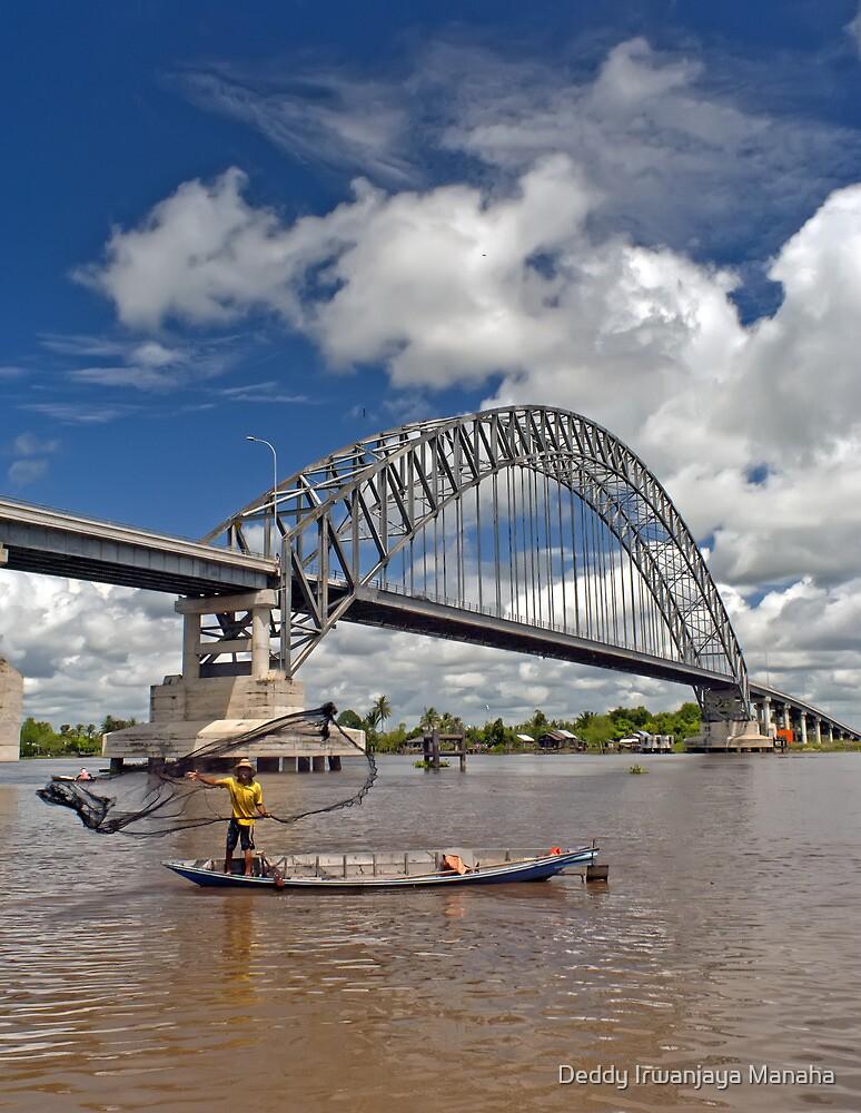 """Once Upon A Time Below The Rumpiang's Bridge"" by Deddy Irwanjaya Manaha"