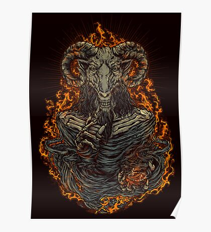 Lord Of Goat Poster