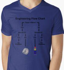 Engineering Flow Chart T-Shirt