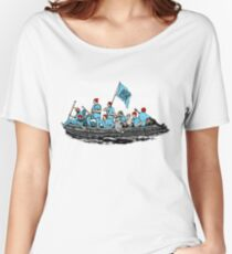 Team Zissou 2 Women's Relaxed Fit T-Shirt