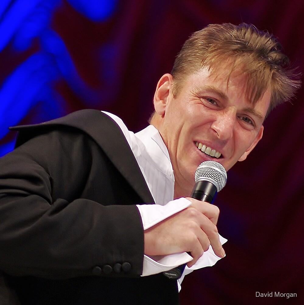 The Comedian by David Morgan
