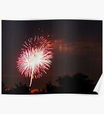 Englewood Fireworks Poster