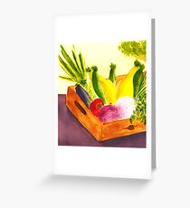 Soups On  Greeting Card