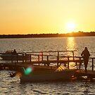 Sunday arvo at the Lake by trishringe
