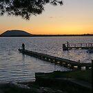 Lake Tooliorook Lismore by trishringe