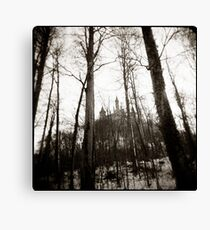 { once upon a time } Canvas Print