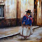 Long Walk Home #2 by Susan McKenzie Bergstrom