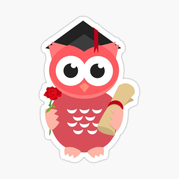 Story Duel Student Sticker