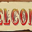 Welcome Banner by plunder