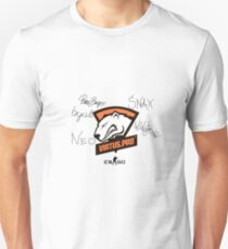 Virtus.pro signed players Unisex T-Shirt