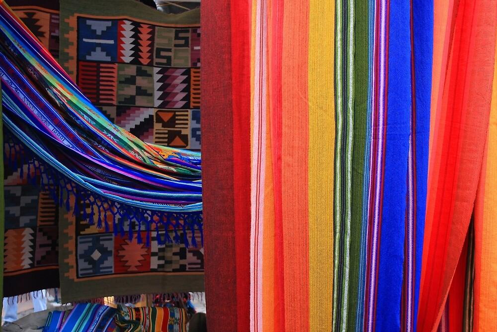 Hammocks and Tapestries by rhamm