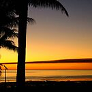 Tropical Sunset, Broome, western Australia by JuliaKHarwood