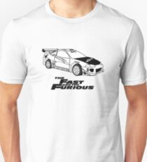 Fast and furios T-Shirt