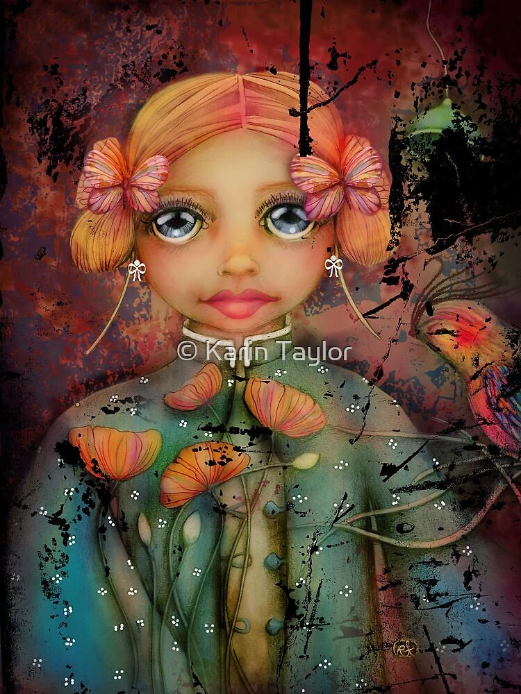 the poppy princess by © Karin Taylor