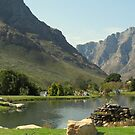 Du Toitskloof ~ Hex river Mountains by Pieta Pieterse