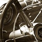 Classic Car 197 by Joanne Mariol