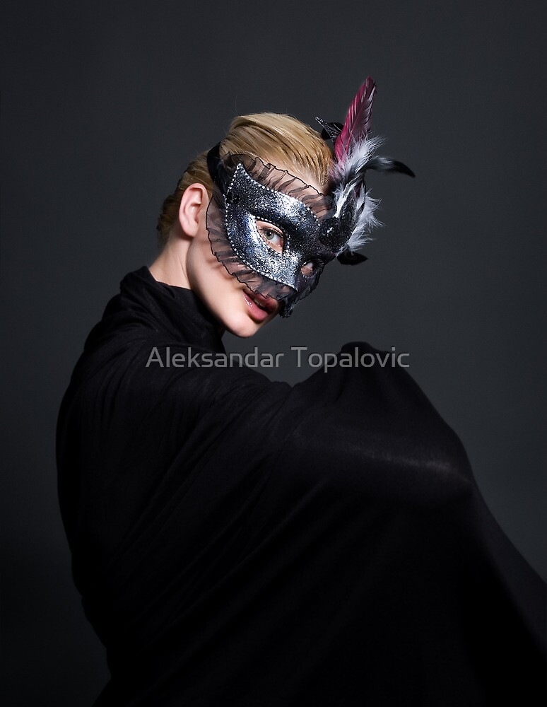 Mask by Aleksandar Topalovic