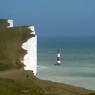 near Beachy Head by lukasdf