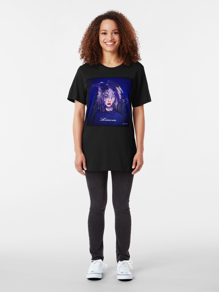 Alternate view of Lost Lenore Slim Fit T-Shirt