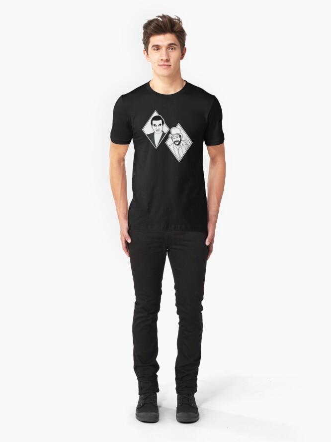 Alternate view of Cometh Slim Fit T-Shirt