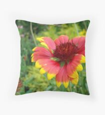 Hot and Spicy Throw Pillow