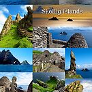 Skellig Islands by Andrés Hurtado