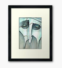 the tinmans close up Framed Print