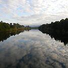 Hawkesbury River by Tina Wright