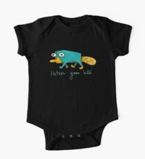 Perry the Platypus Kids Clothes