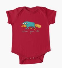 Perry the Platypus One Piece - Short Sleeve