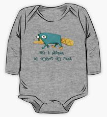 Perry the Platypus v2.0 Kids Clothes